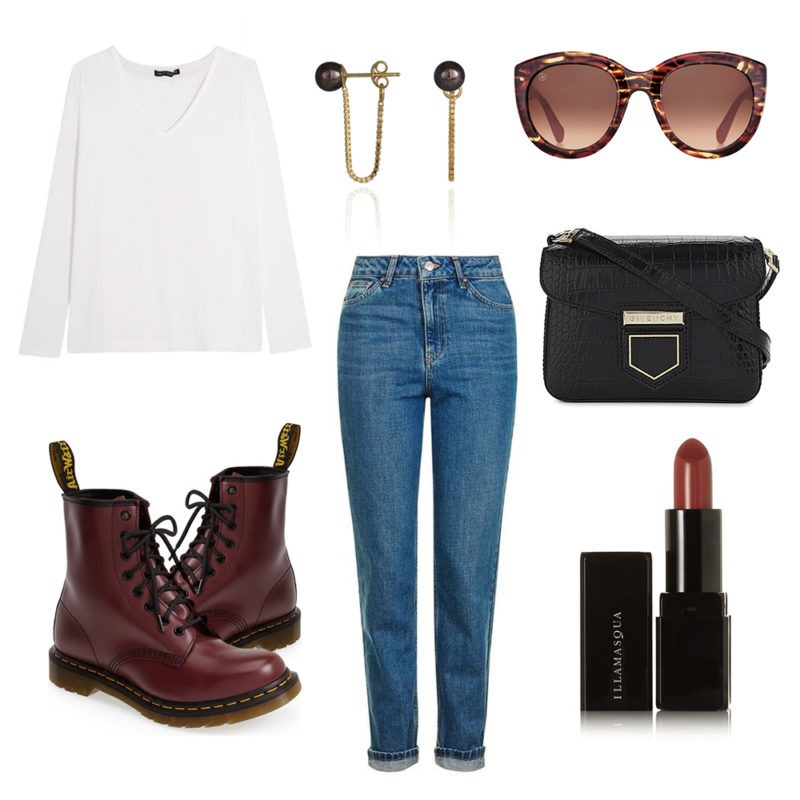 93561cdfab3e How To Style Red Dr Martens – What Do We Wear